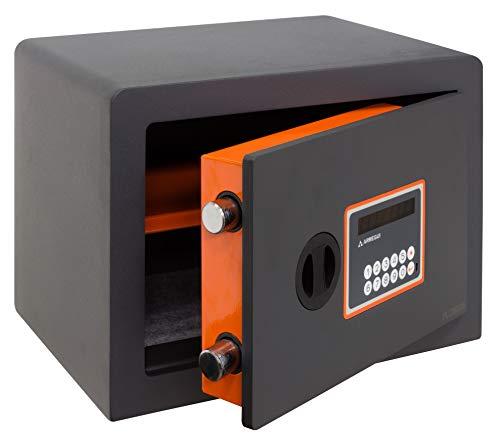 Arregui Plus-C 180120 Caja Fuerte de Alta Seguridad de Apertura Electrónica, 15L, 25x35x25 cm