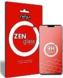 ZenGlass Flexible Glas-Folie kompatibel mit LG G8s ThinQ Panzerfolie I Display-Schutzfolie 9H I (Kleiner Als Das Gewölbte Display)