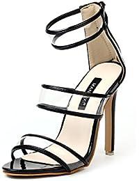 Chanclas Zapatos Pasarela Para es Y Sandalias Amazon wXZzqz