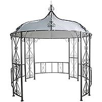 Gartenpavillon metall eckig  Suchergebnis auf Amazon.de für: pavillon metall: Garten