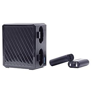 AmazonBasics – Ladegerät für Controller-Akkus (für die Original Xbox One), Schwarz