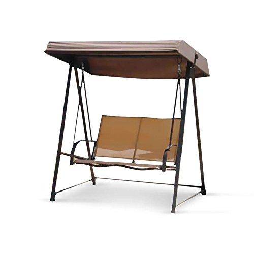 Bascule en acier Couleur Écru 123 x 151 x (H) .168 cm mobilier de jardin 515-21 Mo