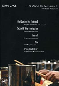 John Cage - Works for Percussion 2 [DVD] [2012] [NTSC]