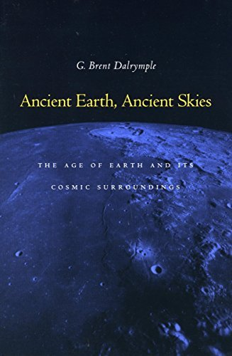 The Age of the Earth by G. Brent Dalrymple (1991-07-01)