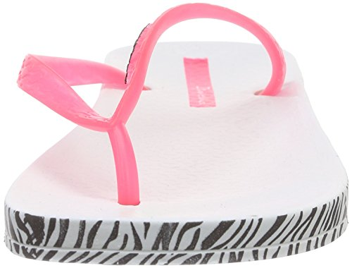 Ipanema  Anatomica soft FEM, Tongs femme Multicolore - Mehrfarbig (white pink 8020)
