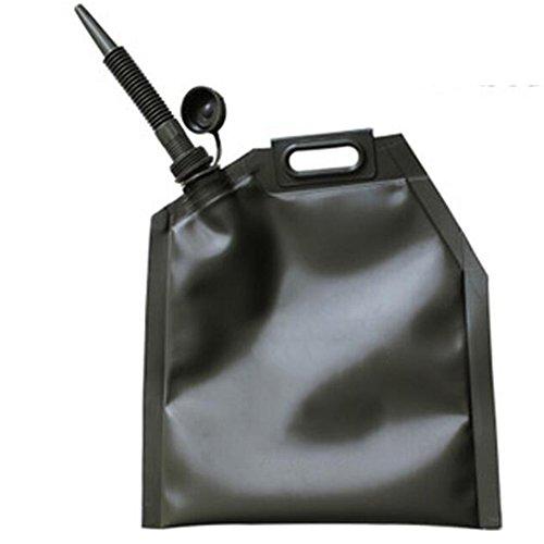 YOUANDMI Benzinkanister 10L 20L 30L,Ölfass Tragbare Faltung,30L