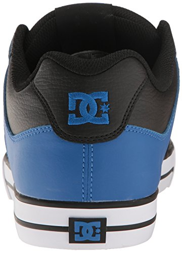 DC SHOES Pure Herren Sneaker, D0300660 Black/Blue/White