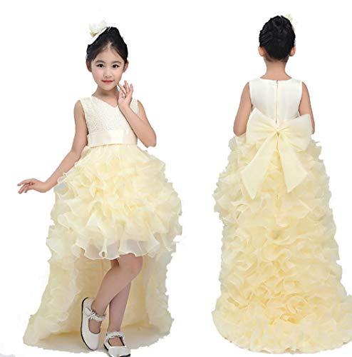 ZYLL Röcke,Mädchen Kleider Kinder Kleider Kinder Prinzessin Kostüme Kostüme Wettbewerbe ()