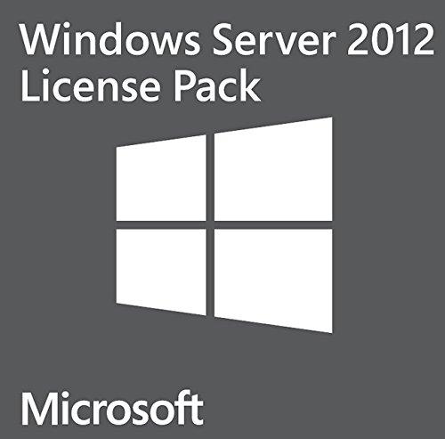 Microsoft Windows Server 2012, 5 Users, CAL, DE