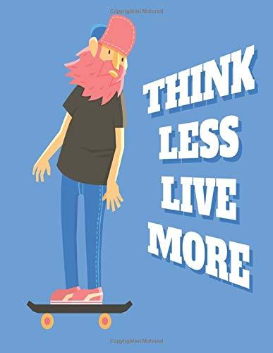 Scheda libro think less live more large IoGiardiniere it