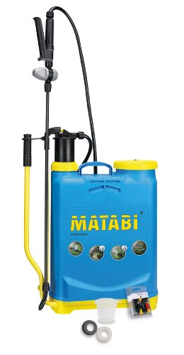 Matabi Supergreen 16 Knapsack Sprayer 16 Litre