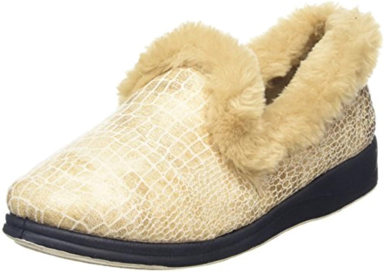 Padders Luxury, Zapatillas de Estar por Casa para Mujer