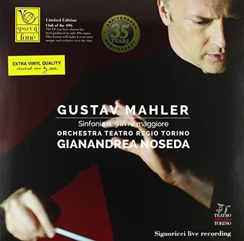 Sinfonia N.9 in Re Maggiore (1909-1911) [Vinyl LP] Re 9