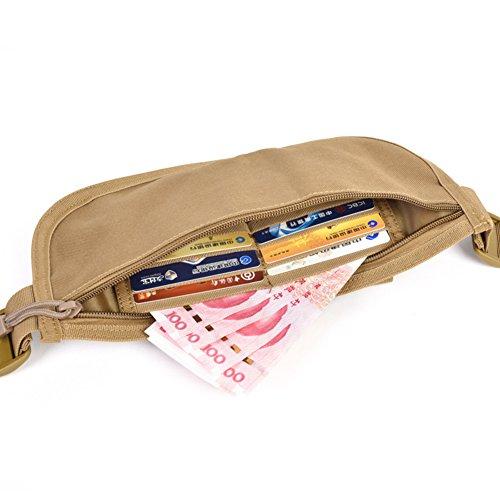 Sport Mini Fanny Pack/Männer im freien Lauf persönlicher Rucksack/Multifunktions-Taschen B