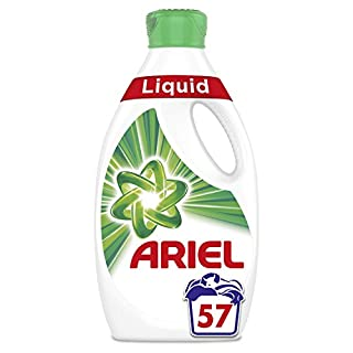 Ariel Washing Liquid Original, Gives You Outstanding Stain Removal in The First Wash 1955 ml, 57 Washes