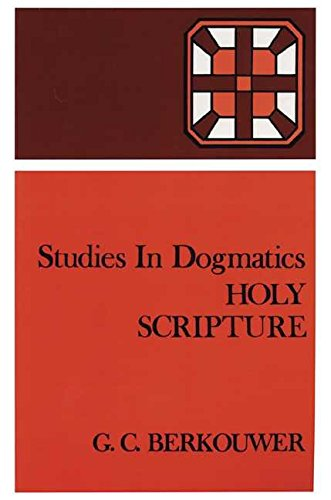 [(Holy Scripture)] [By (author) G.C. Berkouwer ] published on (December, 1975)