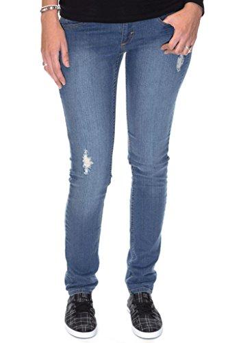 Element Damen Jeans (Element Sticker Hose Jeans Damen Slim Fit)