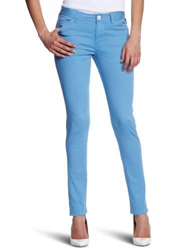 Bench - Pantaloni, Donna blu (Dark Blue)