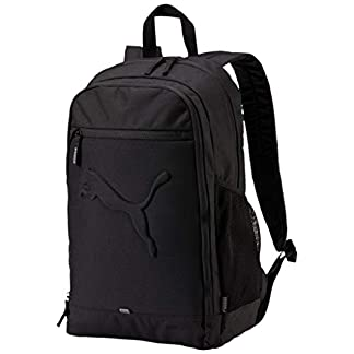 41EpHAoMgXL. SS324  - Puma Rucksack Buzz Backpack - Mochila Unisex, Color Gris (Steel Gray), Talla One Size