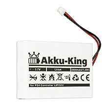 Akku-King Impresoras Brother TN-2005-Batería PS4Controlador, Garmin iQue
