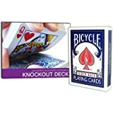 Baraja Bicycle Knockout - Juego de Magia