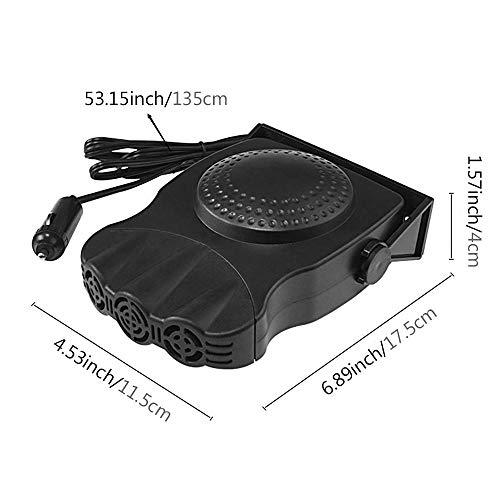 LayOPO-multifunzionale-auto-riscaldante-auto-Air-fan-30-secondi-veloce-riscaldamento-velocemente-Defrosts-sbrinatore-12-V-150-W-portatile-auto-riscaldante-in-ceramica