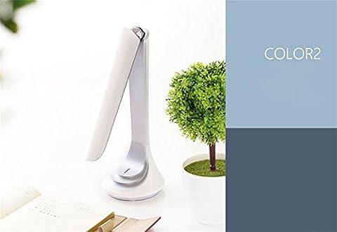 GBT LED rechargeable Table USB pliable Anti-myopia lampe? Lampes LED, lumière chaude, éclairage Blanc, lustres, Lampes de lumières d'intérieur, extérieur, Lampes de mur?