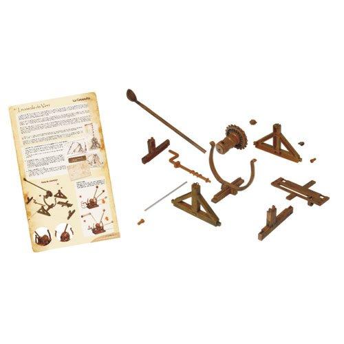 Imagen principal de catapulta juguete Leonardo