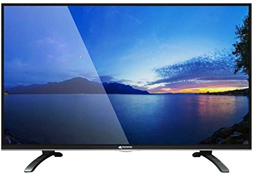 Micromax 101.6 cm (40 inches) Canvas S-40 Full HD LED Smart TV (Black)  available at amazon for Rs.27989