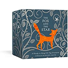 The Fox and the Star Ready-to-Hang Gift Tags: 10 Foil-Stamped Tags with Metallic String