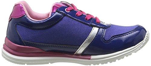 Agatha Ruiz de la Prada  Natal,  Sneaker bambina Blu (Bleu (A Azul Electrico))