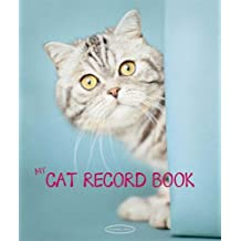 My Cat Record Book by Rachael Hale (2005-06-09)