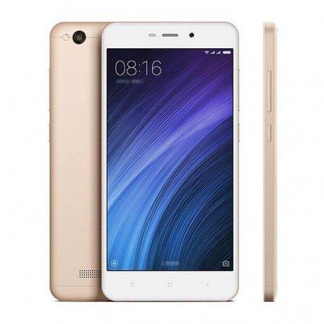 Xiaomi Redmi 4A Smartphone 5' 4G 32GB Doble Sim, Con Google Play [Version Europea] Oro