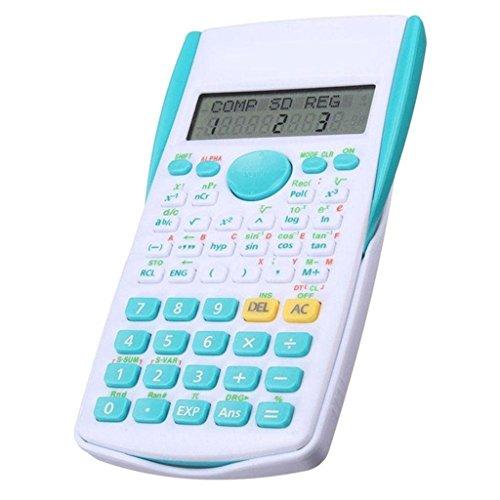 Multifunktionaler Taschenrechner, Test - Spezifischer Taschenrechner, Taschenrechner, Blue