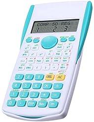 Calculadora de Función Científica de Funciones Múltiples, Calculadora de Prueba Específica, Calculadora de Función del Estudiante , blue