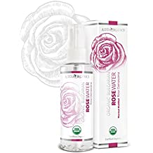 Alteya Organic Agua Floral de Rosa (Rosa Damascena) 100 ml – Spray - 100