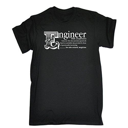 123t Men's Engineer Noun T-Shirt