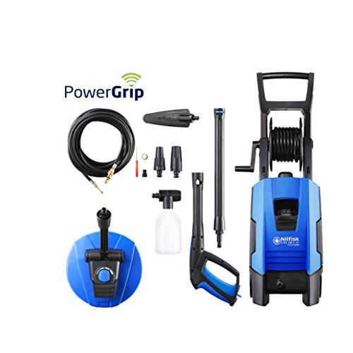 Nilfisk 128471168 C-PG 135.1-8 PAD X-tra Hochdruckreiniger, 1800 W, 230 V, Blau