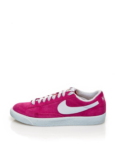 Nike Blazer Baixo Prm (camurça Vntg), Herren Ténis Fucsia