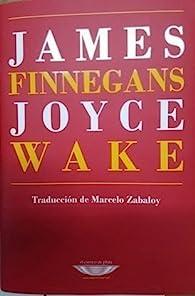 Finnegans wake par James Joyce