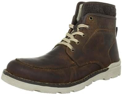 Rieker 31433-25, Herren Boots, Braun (toffee/marron/schoko 25), EU 46