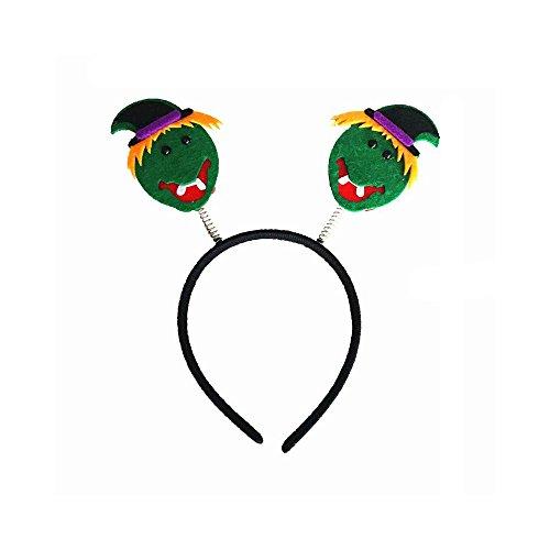 CTGVH Boutique Halloween Headbands Dekoration Haar Bands Zubehör Geschenke für Halloween Party Kostüme Gastgeschenken