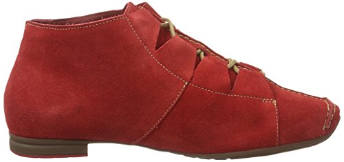 Think! Gaudi, Derby Femme Rouge (Rosso/Kombi 72)