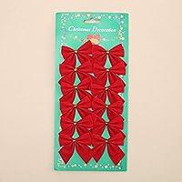 Lovelysunshiny Calcetines de Navidad Unisex Dibujos Animados Elk Muñeco de Nieve Santa Calcetines Tobillo de Corte bajo Impreso Calcetines de Navidad