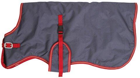 Kerbl Kälberdecke ThermoPlus schwarz, 80 cm