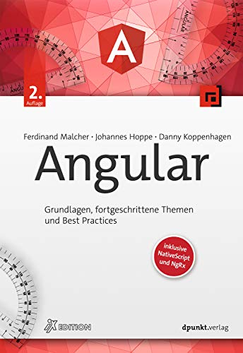 Angular: Grundlagen, fortgeschrittene Themen und Best Practices - inklusive NativeScript und NgRx (iX Edition) (Computer-grundlagen)