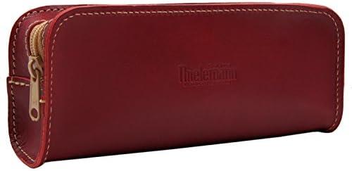 Astuccio – Astuccio Saphira in pelle in rosso – – – Hand made in Germany | Up-to-date Stile  | A Basso Prezzo  | bello  57c2e1