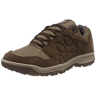 Jack Wolfskin Men's Vancouver Texapore Low M Rise Hiking Shoes 9