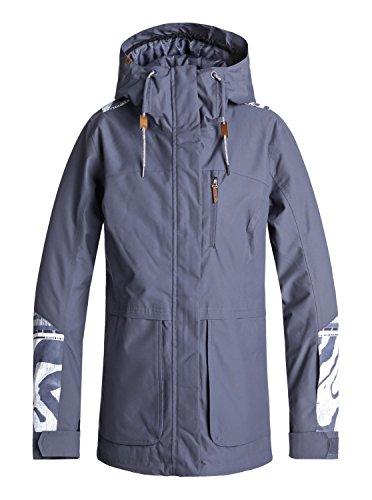 Roxy Andie - Snow Jacket for Women - Snow Jacke - Frauen - S - Blau