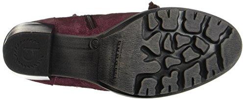 Bugatti Damen 411339311400 Stiefel Rot (bordo)